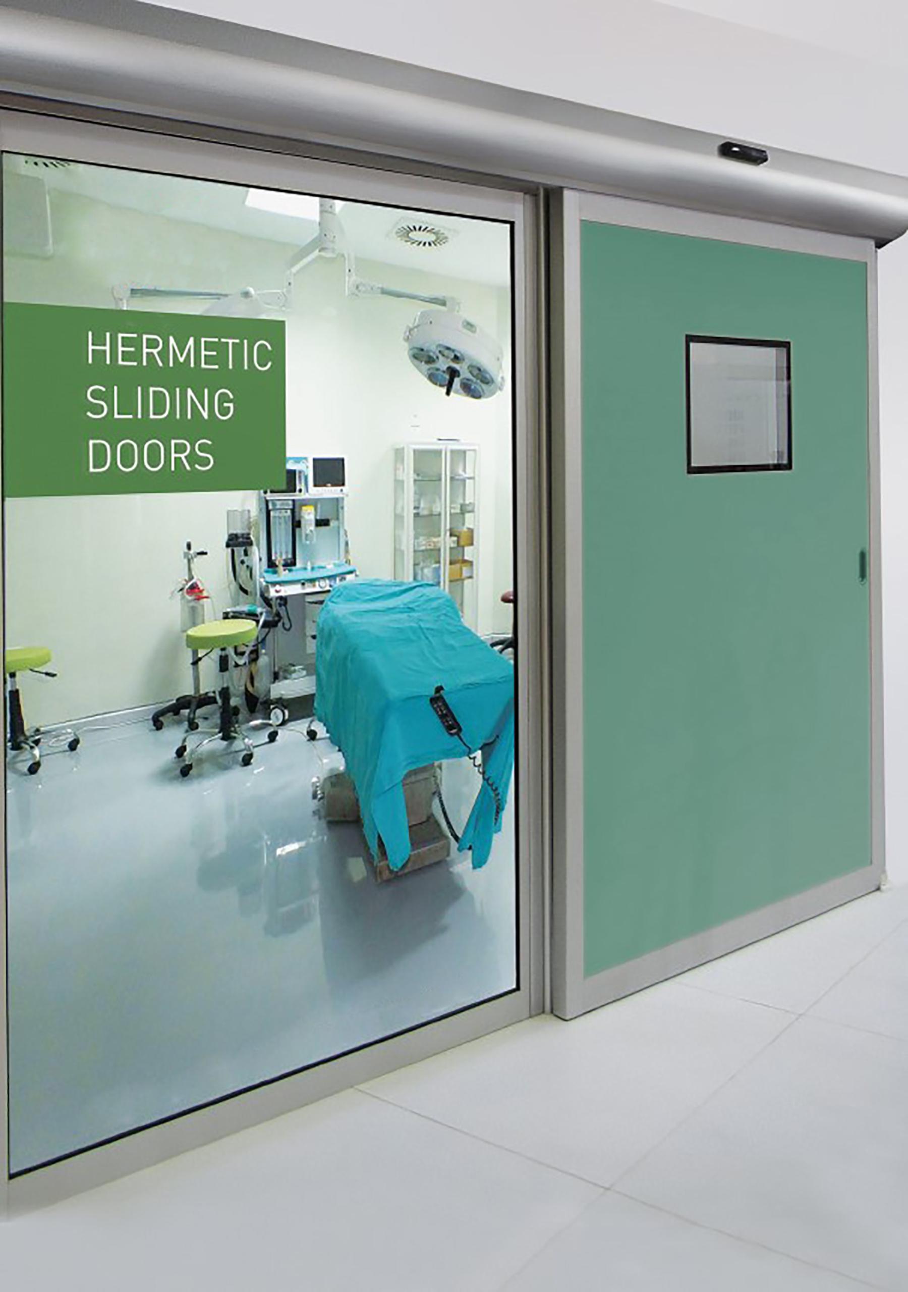 Ιατρικές Αυτόματες Πόρτες